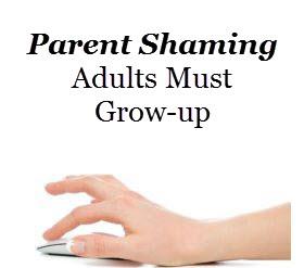 ParentShaming